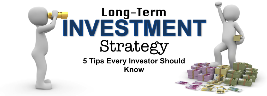 long term investment for retirement | 5 tips to know