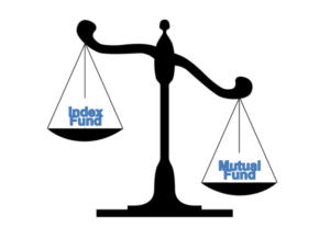 index fund vs mutual fund. Investing in index funds for retirement