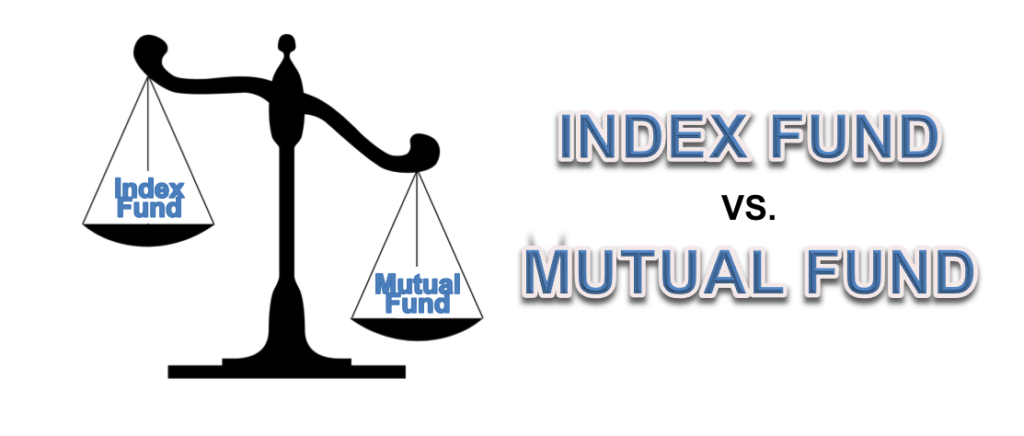 investing in index funds for retirement vs mutual funds